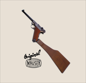 Mauser Parabellum Prototype V15. All Rigths Reserved.
