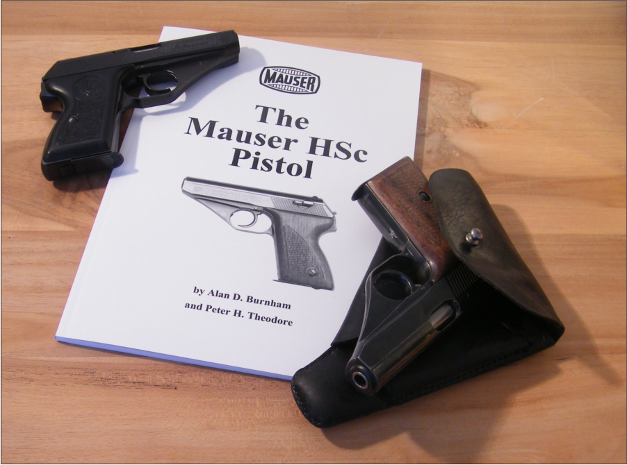the mauser hsc pistol rh lugerlp08 com mauser hsc owners manual mauser hsc manual of arms